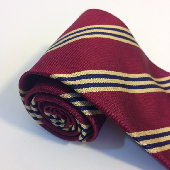 """Brooks Brothers Other - BROOKS BROTHERS 100% Silk Men's Tie 3.5""""x59"""". Pow!"""